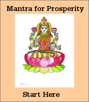 Mantra for Prosperity